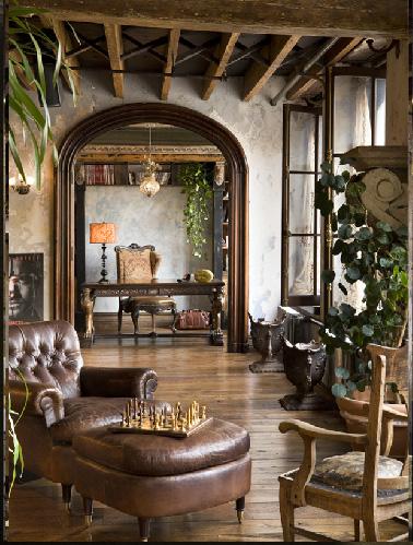 Gerard Butler S New York Loft Design Apothecary