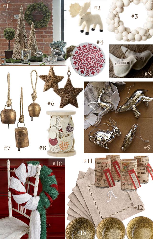 Diy design apothecary Christmas moose home decor